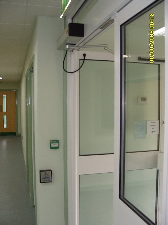 Access Solutions - Swing Single School Door | ASN Door