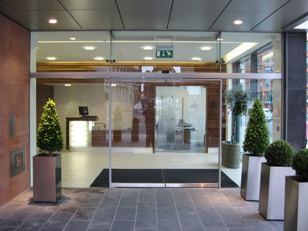 Access Solutions - Automatic Sliding Door | ASN Door
