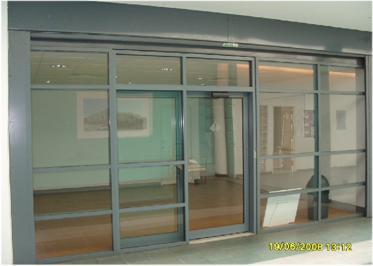 Access Solutions - Automatic Single sliding Doors | ASN Door