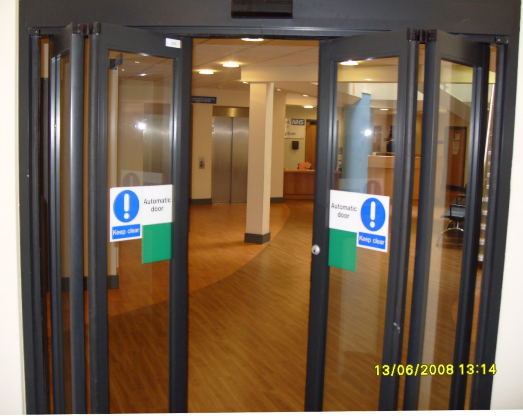 Acccess Solutions - Electric Folding Door | ASN Door